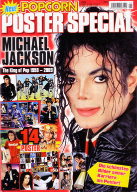 MJ Magazine Cover