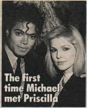 Michael and Priscilla