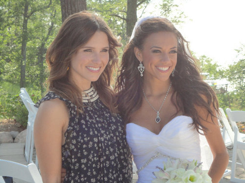 Sophia and Austin - foto from Jana's wedding