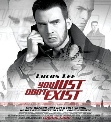 Chris Evans as Lucas Lee in Scott Pilgrim vs. The World