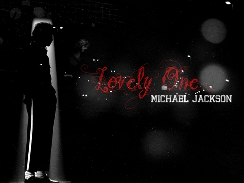 Lovely One - Michael Jackson