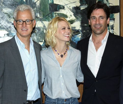 Mad Men Season 4 Press Conference