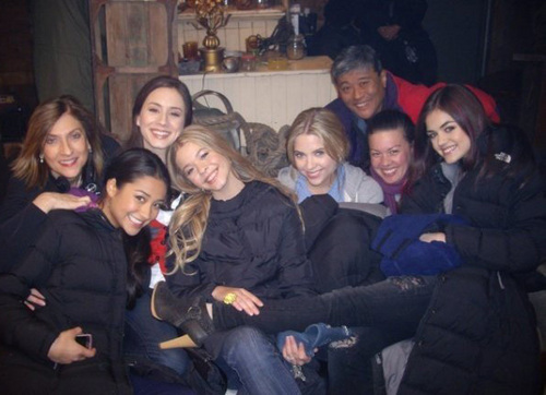 Pretty Little Liars BTS