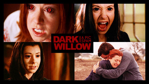 #02: Dark Willow (Buffy the Vampire Slayer)