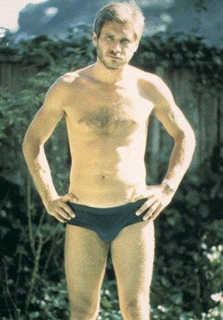 Harrison speedo