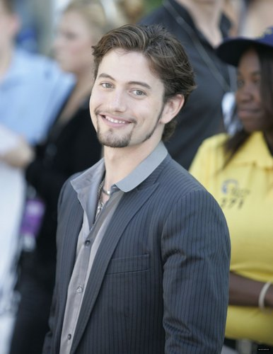 Jackson at the Teen Choice Awards 2010- Arrivals