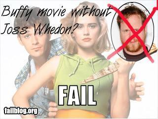 Buffy Movie Fail