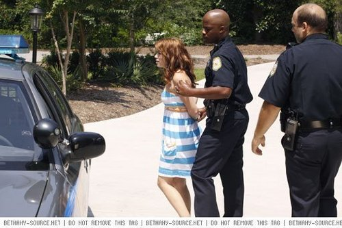 One Tree Hill 7.05 Your Cheatin' Heart Stills