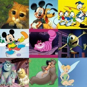 Disney Sidekicks/ Friends