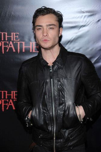 "Ed at ""The Stepfather"" Premiere"