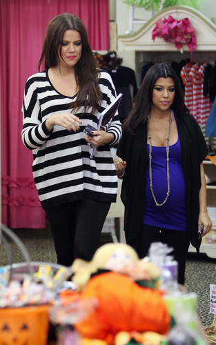 Khloe & Kourtney