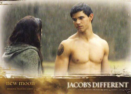 New Moon - Trading Cards