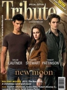 New 'New Moon' picture for Tribute magazine