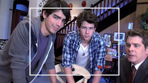 Jonas ep 17 'Tale of the Haunted Firehouse'