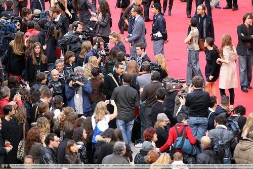 "The 4th Rome Film Festival - ""The Twilight Saga: New Moon"" Premiere"