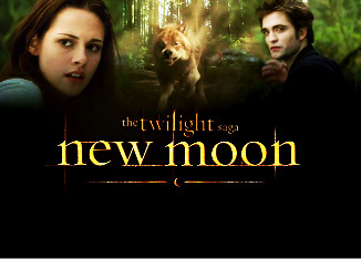 Bella, Jacob & Edward Promo Poster