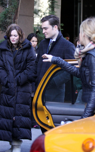Ed+Leighton filming