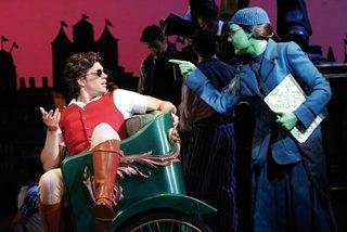 Fiyero and Elphaba Met