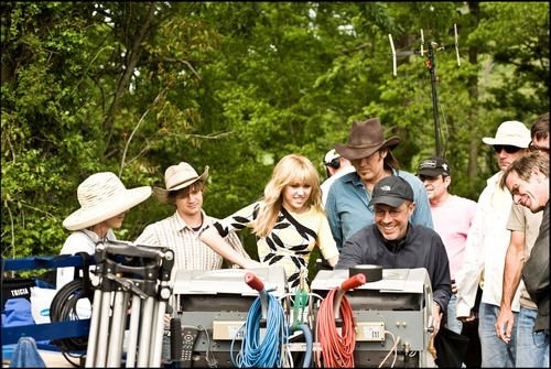 Hannah Montana The Movie: Behind The Scenes