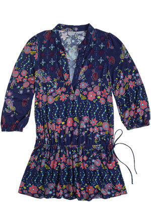 Kelly Paisley Tunic