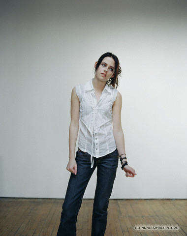 New / Old Photshoot with kristen (as stunningly natural as always!)