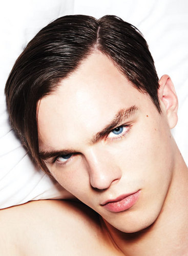 Nicholas Hoult in OUT Magazine