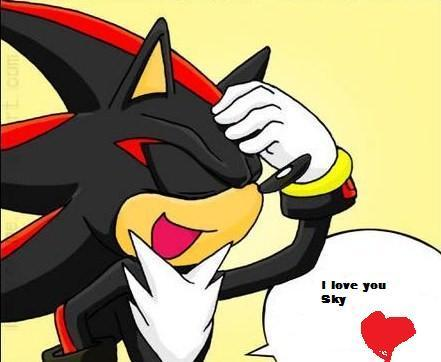 OMG!!!! Look what Shadow sent me!!!!!