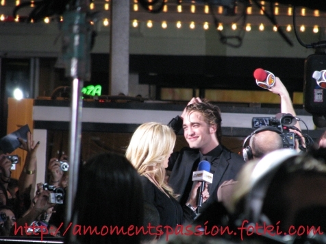 Old/New pictures from the Twilight Premiere