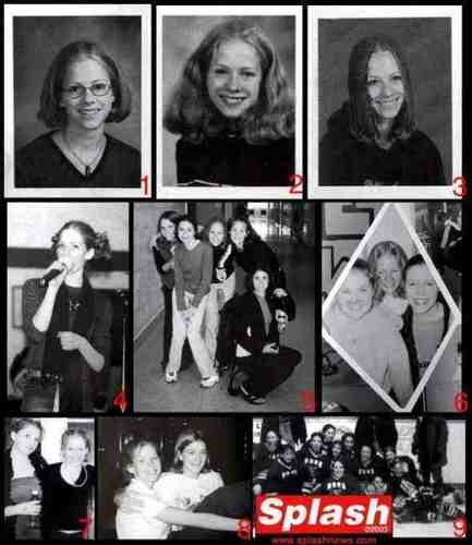 Avril Lavigne(Old High School Pics)