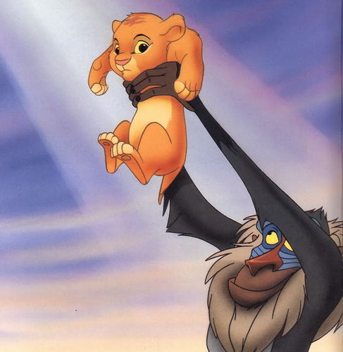 Lion King Scans