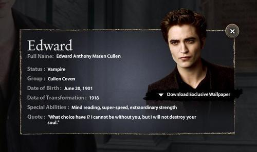 NEW EDWARD & ALICE QUOTE.