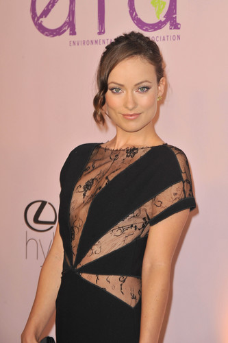 Olivia Wilde @ the 2009 Environmental Media Awards (October 25) (HQ)