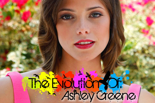 The Evolution of Ashley Greene