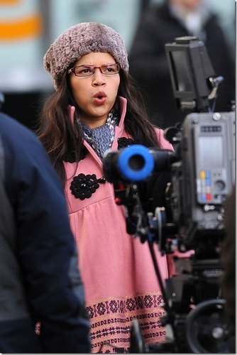 Ugly Betty On Set Season 4