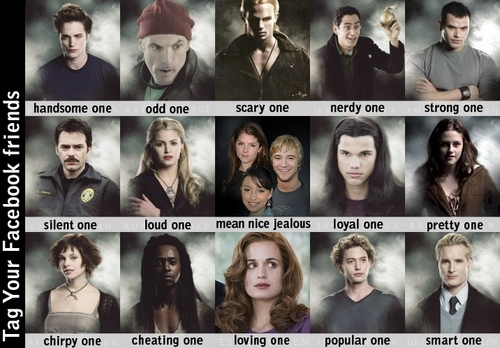 twilight characters