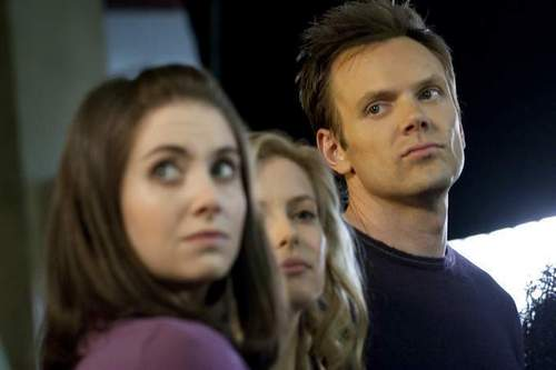 ''Community'' set photos.