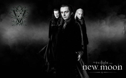 ~~~ New Moon wolpeyper ~~~