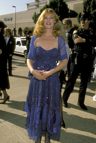 Marg @ 41st Annual Primetime Emmy Awards [September 17, 1989]