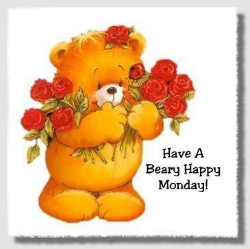 Beary Happy Monday!