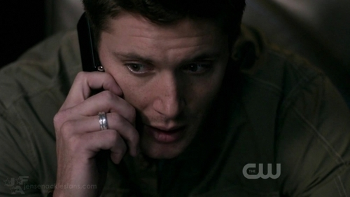 Jensen on SPN