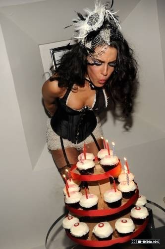 Jessica Lowndes Celebrates Her Birthday