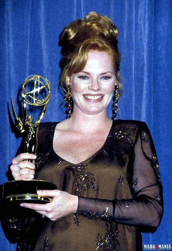 Marg @ 42nd Annual Primetime Emmy Awards [September 16, 1990]