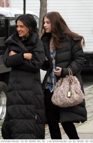 Michelle on GG set
