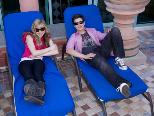 Nathan and Jennette Nickelodeon Cruise