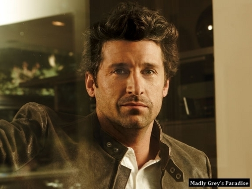 Patrick Dempsey- LA Confidential Magazine photoshoot