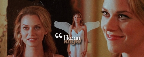 Peyton Like and angel