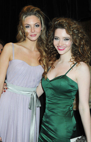 Talulah with Tamsin Egerton - HQ