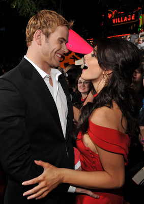 Ashley Greene & Kellan Lutz