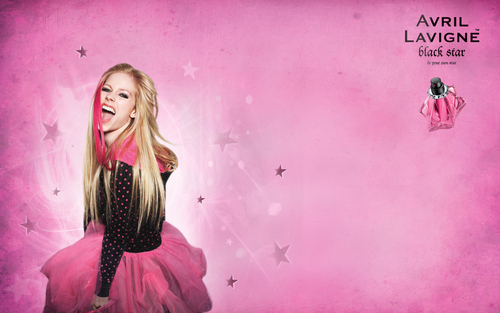 Avril Lavigne: Black سٹار, ستارہ