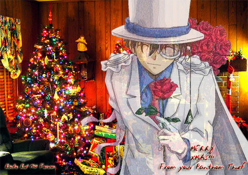 Christmas with Kaito Kid